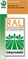 Informationen zu RAL Gütezeichen 245