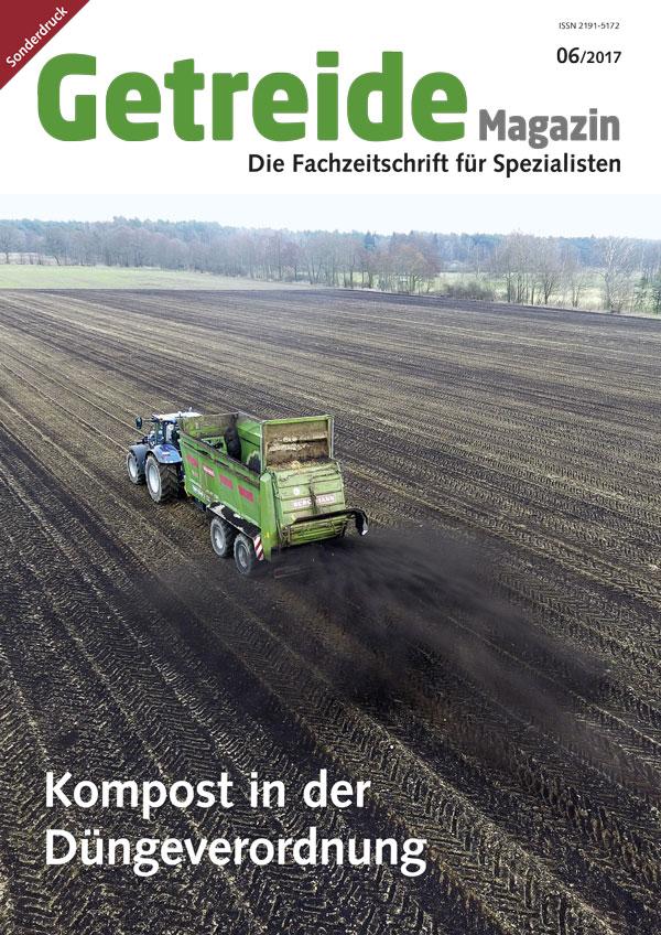 Getreide Magazin - Kompost in der Düngeverordnung