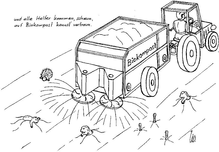 Gütekompost in der Landwirtschaft 2