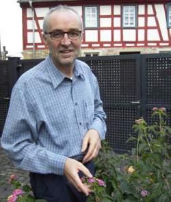 Pflanzendoktor« Konrad (Bild: H.W. Konrad)
