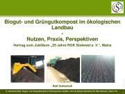 Vortrag Dipl.-Ing. Ralf Gottschall
