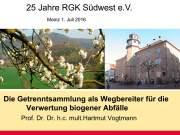Vortrag Dr. Kosak
